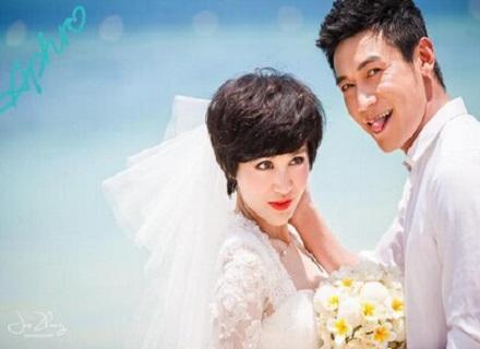 盘点从大学恋爱到结婚成为夫妻明星 黄磊孙莉第三